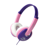 Groov-e Kiddiez Headphones with Volume Limiter - Pink / Purple GV-591- VP